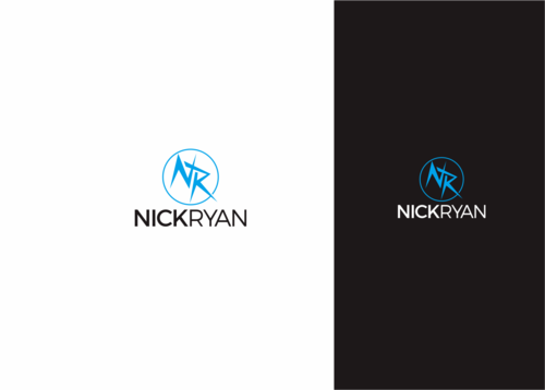Nick Ryan or NR A Logo, Monogram, or Icon  Draft # 359 by hambaAllah