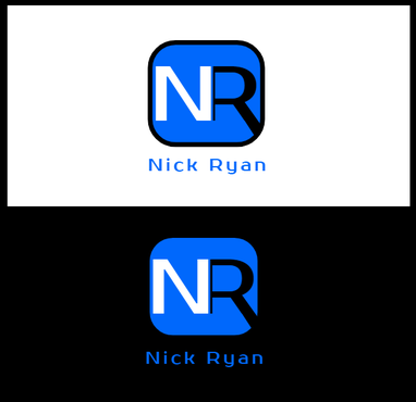Nick Ryan or NR A Logo, Monogram, or Icon  Draft # 380 by JPeys50