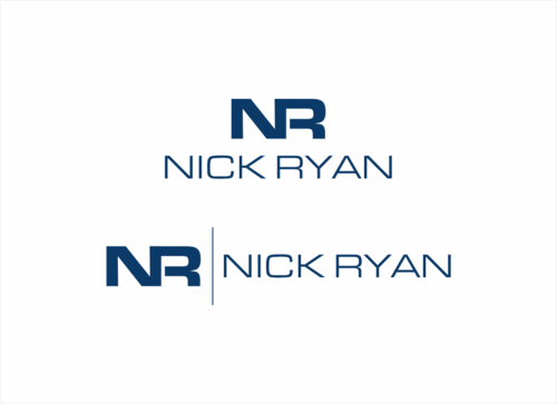 Nick Ryan or NR A Logo, Monogram, or Icon  Draft # 396 by dhira