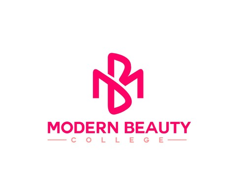Modern Beauty College A Logo, Monogram, or Icon  Draft # 4 by nellie