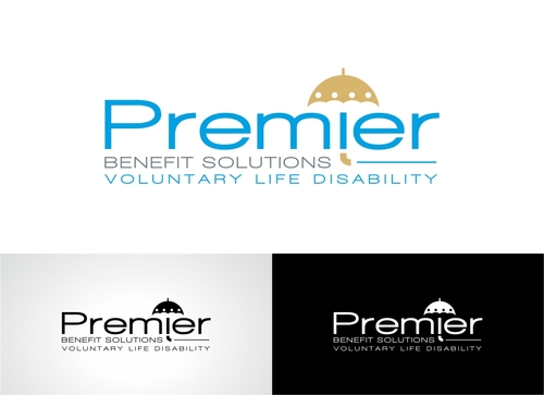 Premier Benefit Solutions A Logo, Monogram, or Icon  Draft # 179 by Adwebicon
