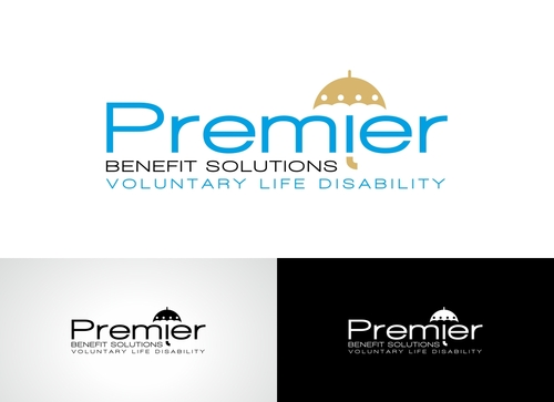 Premier Benefit Solutions Logo Winning Design by Adwebicon