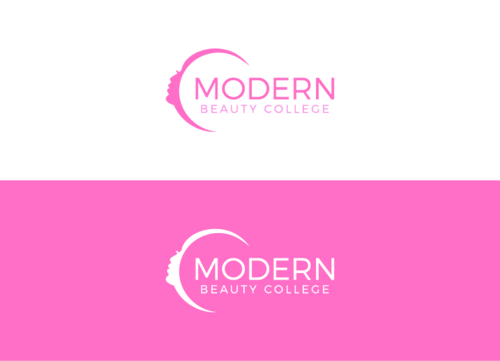 Modern Beauty College A Logo, Monogram, or Icon  Draft # 19 by FauzanZainal