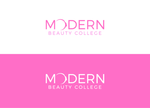 Modern Beauty College A Logo, Monogram, or Icon  Draft # 20 by FauzanZainal