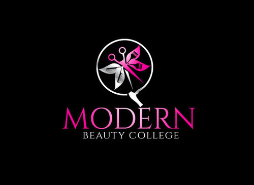 Modern Beauty College A Logo, Monogram, or Icon  Draft # 45 by shreeganesh