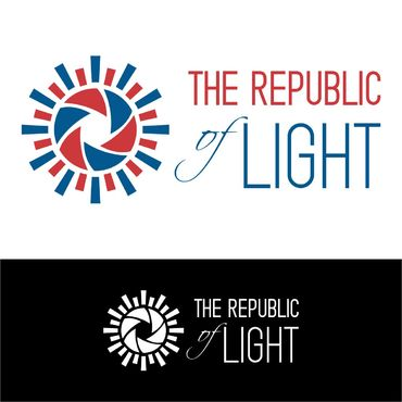The Republic of Light A Logo, Monogram, or Icon  Draft # 60 by rifqueiza