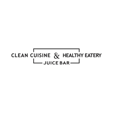 clean cuisine healthy eatery and juice bar  A Logo, Monogram, or Icon  Draft # 21 by NYOCHA