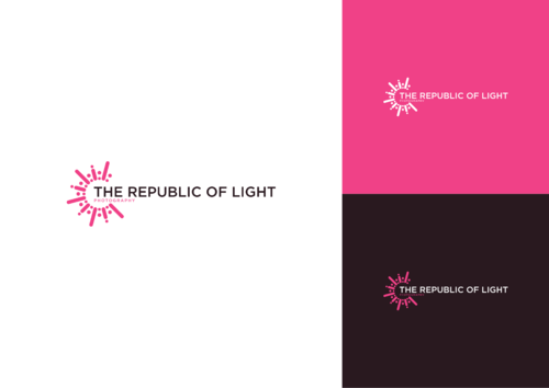 The Republic of Light A Logo, Monogram, or Icon  Draft # 90 by teponk