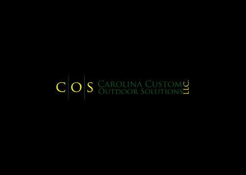 Carolina Custom Outdoor Solutions, LLC. A Logo, Monogram, or Icon  Draft # 29 by AstridDesign