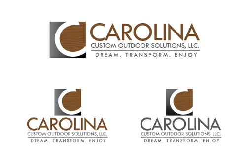 Carolina Custom Outdoor Solutions, LLC. A Logo, Monogram, or Icon  Draft # 54 by TheTanveer