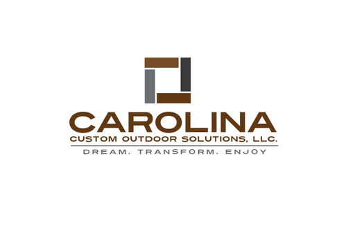 Carolina Custom Outdoor Solutions, LLC. A Logo, Monogram, or Icon  Draft # 56 by TheTanveer