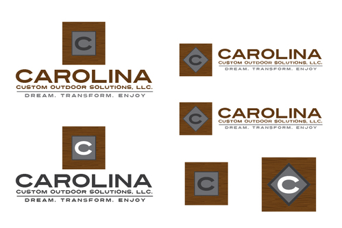 Carolina Custom Outdoor Solutions, LLC. A Logo, Monogram, or Icon  Draft # 58 by TheTanveer