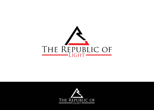 The Republic of Light A Logo, Monogram, or Icon  Draft # 130 by AstridDesign