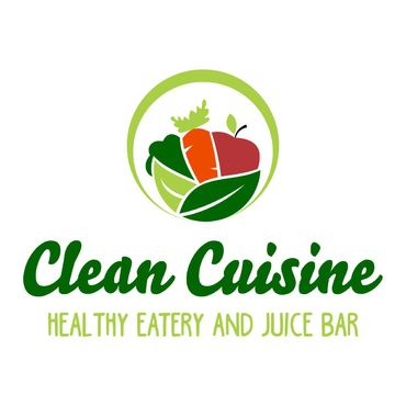 clean cuisine healthy eatery and juice bar  A Logo, Monogram, or Icon  Draft # 38 by rifqueiza