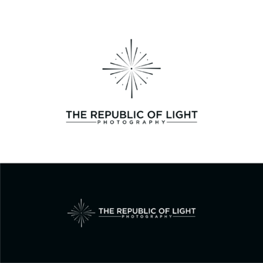 The Republic of Light A Logo, Monogram, or Icon  Draft # 156 by teponk