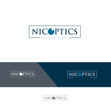 NICOPTICS A Logo, Monogram, or Icon  Draft # 84 by Jake04