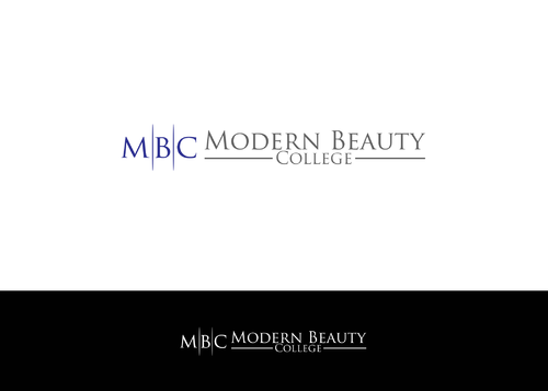 Modern Beauty College A Logo, Monogram, or Icon  Draft # 106 by AstridDesign