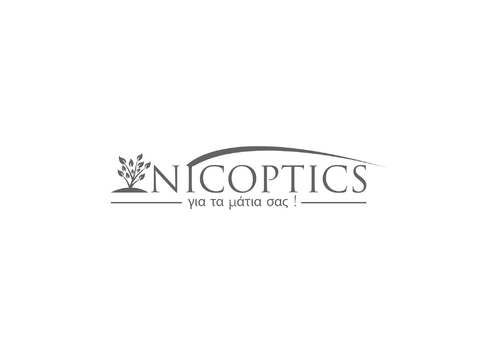 NICOPTICS A Logo, Monogram, or Icon  Draft # 94 by AstridDesign