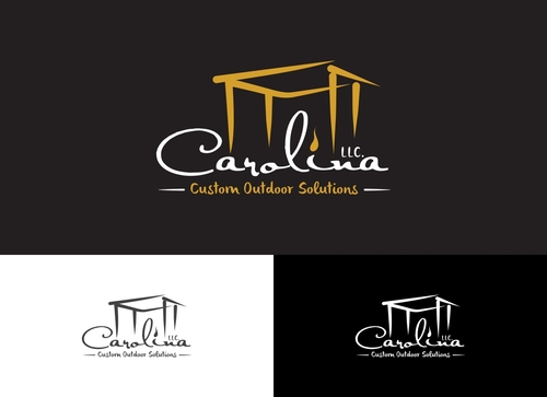 Carolina Custom Outdoor Solutions, LLC. A Logo, Monogram, or Icon  Draft # 71 by Adwebicon