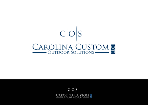Carolina Custom Outdoor Solutions, LLC. A Logo, Monogram, or Icon  Draft # 74 by AstridDesign