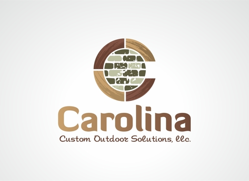 Carolina Custom Outdoor Solutions, LLC. A Logo, Monogram, or Icon  Draft # 78 by Adwebicon