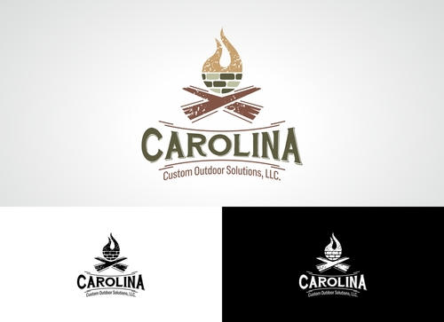 Carolina Custom Outdoor Solutions, LLC. A Logo, Monogram, or Icon  Draft # 79 by Adwebicon
