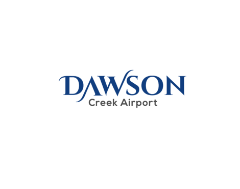 Dawson Creek Airport A Logo, Monogram, or Icon  Draft # 1 by B4BEST