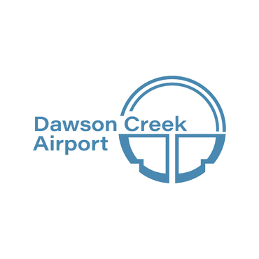 Dawson Creek Airport A Logo, Monogram, or Icon  Draft # 6 by naison