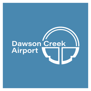 Dawson Creek Airport A Logo, Monogram, or Icon  Draft # 7 by naison