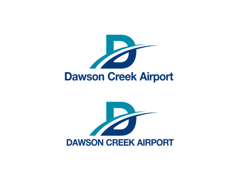 Dawson Creek Airport A Logo, Monogram, or Icon  Draft # 13 by odc69