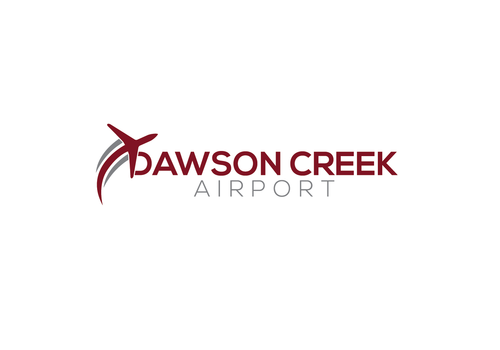 Dawson Creek Airport A Logo, Monogram, or Icon  Draft # 29 by zephyr