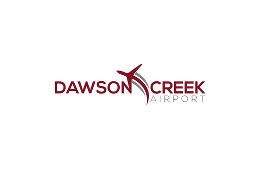 Dawson Creek Airport A Logo, Monogram, or Icon  Draft # 30 by zephyr