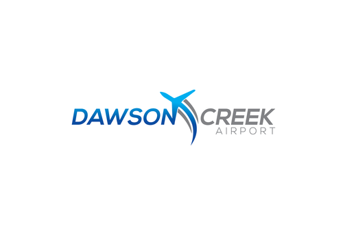 Dawson Creek Airport A Logo, Monogram, or Icon  Draft # 31 by zephyr