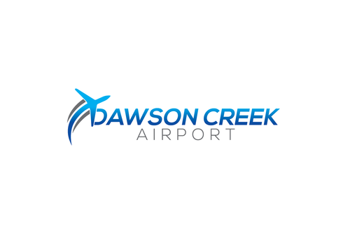 Dawson Creek Airport A Logo, Monogram, or Icon  Draft # 32 by zephyr