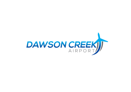 Dawson Creek Airport A Logo, Monogram, or Icon  Draft # 38 by zephyr