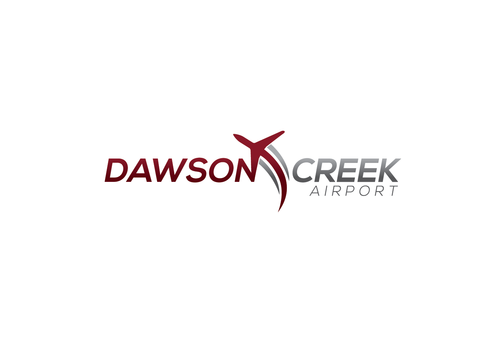Dawson Creek Airport A Logo, Monogram, or Icon  Draft # 44 by zephyr