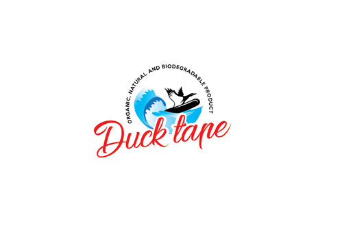 Duck tape surf/snowboard wax A Logo, Monogram, or Icon  Draft # 9 by TheTanveer