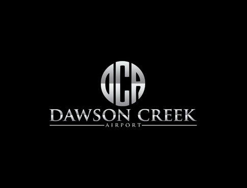 Dawson Creek Airport A Logo, Monogram, or Icon  Draft # 125 by LOVEDESIGN