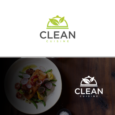 clean cuisine healthy eatery and juice bar  A Logo, Monogram, or Icon  Draft # 78 by Anora