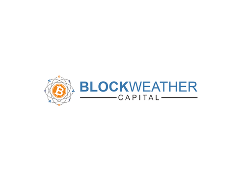 Blockweather     (could also be Blockweather Capital) A Logo, Monogram, or Icon  Draft # 158 by HemelDesign