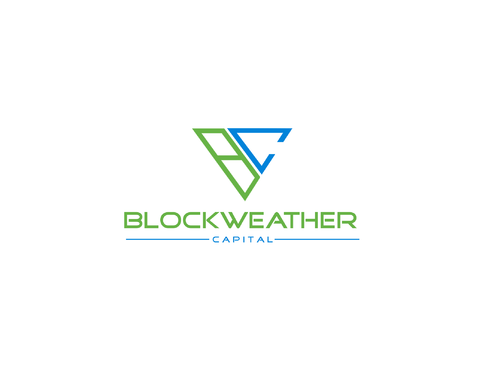 Blockweather     (could also be Blockweather Capital) A Logo, Monogram, or Icon  Draft # 163 by Lokeydesign