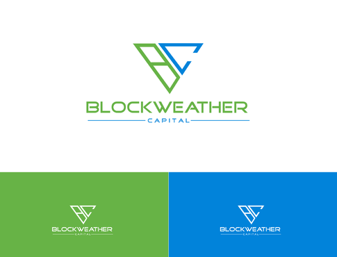 Blockweather     (could also be Blockweather Capital) A Logo, Monogram, or Icon  Draft # 164 by Lokeydesign