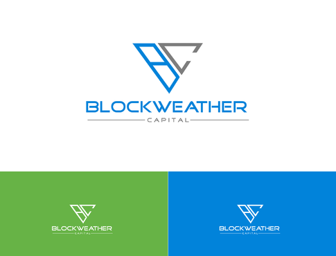 Blockweather     (could also be Blockweather Capital) A Logo, Monogram, or Icon  Draft # 165 by Lokeydesign