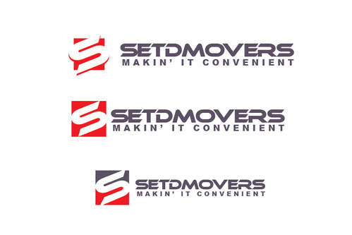SETDMOVERS A Logo, Monogram, or Icon  Draft # 3 by TheTanveer