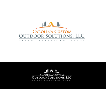 Carolina Custom Outdoor Solutions, LLC. A Logo, Monogram, or Icon  Draft # 116 by shivabomma