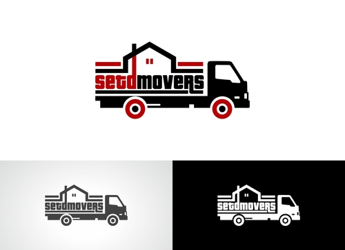 SETDMOVERS A Logo, Monogram, or Icon  Draft # 55 by Adwebicon
