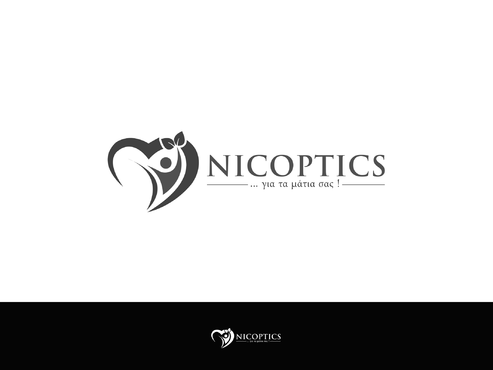 NICOPTICS A Logo, Monogram, or Icon  Draft # 313 by Designboss