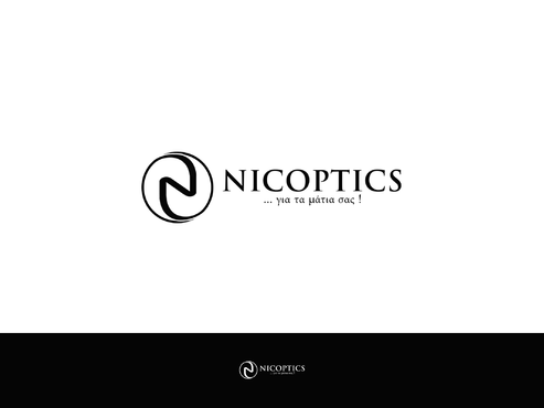 NICOPTICS A Logo, Monogram, or Icon  Draft # 316 by Designboss