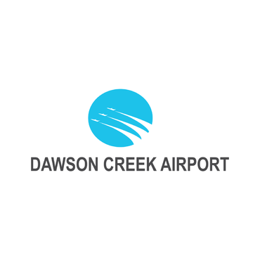 Dawson Creek Airport A Logo, Monogram, or Icon  Draft # 153 by mbahe