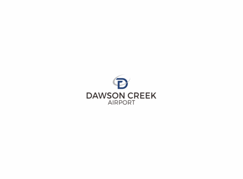 Dawson Creek Airport A Logo, Monogram, or Icon  Draft # 155 by hambaAllah